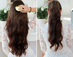 Kosmetyczna Hedonistka: Beauty | Lifestyle: MÓJ TOP 3: ULUBIONE GADŻETY DO WŁOSÓW. Ginger Hair, Hair Pictures, Hair Inspiration, Curls, Long Hair Styles, People, Hair Tutorials, Beauty, Beautiful