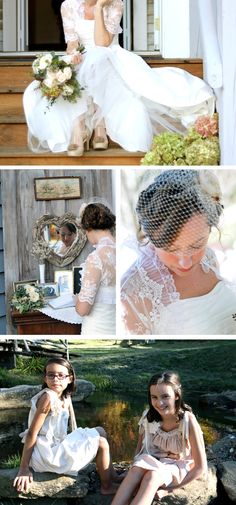 I found this blog on Etsy called: Handmade Weddings, Schoolhouse Celebration. This couple designed a vintage wedding and created everything on their own. Amazing story-check it out on Etsy.