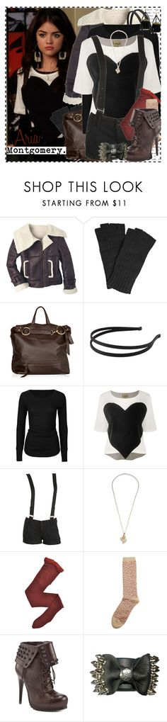 """Aria 1.14a"" by silver-screen-style ❤ liked on Polyvore featuring Kashmere, Foley + Corinna, Tasha, Full Tilt, Laugh Cry Repeat, Wet Seal, nOir, Alexander McQueen, Fogal and Therapy"