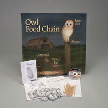 Classroom Owl Pellet Study Set 1