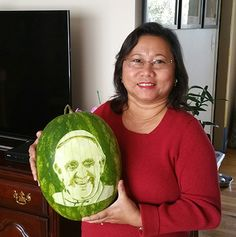 Happy Easter Bunny, Watermelon Carving, Pope Francis, Fruits And Vegetables, The Locals, Local News, Cord, Tv, Cable