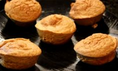 Healthy Holiday Treat - Pumpkin Protein Muffins