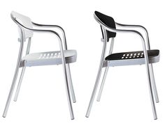 Kartell Mauna-Kea Chairs - Vico Magistretti