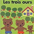 Boucle d'or et les 3 ours : images et fiches pour la petite section - Les p'tites décos de Lolo