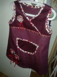 Kleid Gr. 98 bzw. Tunika Gr. 104 SM LIEBLINGSKLEIDCHEN von Erbsenprinzessin Genäht: www.facebook.com/naehhaeusle
