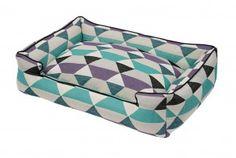 Origami Plum Lounge Bed
