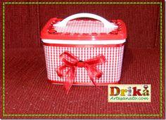 Potes de sorvete decorados e algo mais | Drika Artesanato - Dicas e sugestões sobre artesanato.