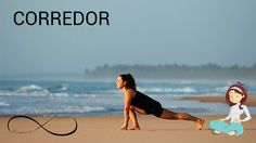 Yoga para iniciantes #3 - Anjaneyasana - Postura do Corredor