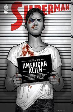 Superman - American Alien - Max Landis, Tommy Lee Edwards, Francis Manapul, Jonathan Case, Nick Dragotta, Joelle Jones, Jae Lee, Jock