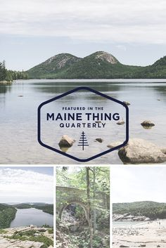 Often referred to as Maine's Crown Jewel, Acadia National Park is a national treasure. There are few places more diverse, more open, more breathtaking, more inviting, and most importantly, accessible. #MaineThing #MaineThingAcadia