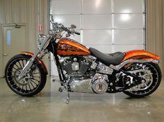 2014 Harley-Davidson Screamin' Eagle Breakout Screamin Eagle CVO