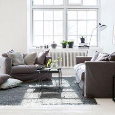 Le Grand Air Loveseat, Harmaa - Decotique - Decotique - RoyalDesign.fi