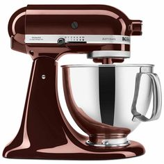 KitchenAid Artisan 5-qt. Stand Mixer KSM150PS (31.500 RUB) ❤ liked on Polyvore featuring home, kitchen & dining, kitchenaid, kitchen aid food grinder, kitchenaid pasta maker, kitchenaid pasta machine and kitchen aid pasta maker