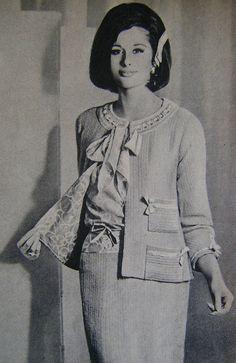 1963 - Chanel suit