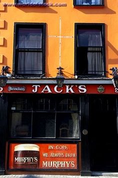 Cork pub Ireland