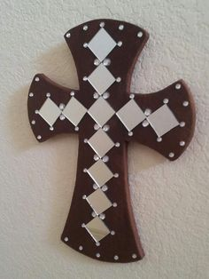 decorative Wooden Crosses | Wooden Decorative Cross by CrossMyHeart2008 on Etsy