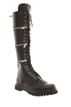e7c2b8d491e Demonia By Pleaser Zip-Off Boots !!!! Hot Topic Shoes