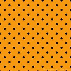 Halloween Polka Dots - Background Labs