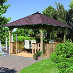 1000 images about kiosque de jardin on pinterest gazebo. Black Bedroom Furniture Sets. Home Design Ideas