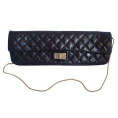 Handbag Chanel 2.55 baguette,