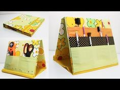 DIY ♥ Organizadores Multiuso ♥ - YouTube