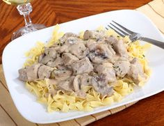 Turkey Stroganoff Recipe - Food - GRIT Magazine