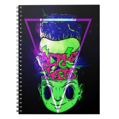 Brain Food Tee Melty Mind Madness Notebook Custom Office Retirement #office #retirement