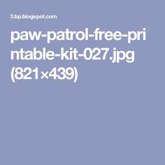 paw-patrol-free-printable-kit-027.jpg (821×439)