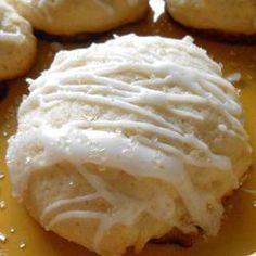 Lemon Pound Cake Cookies Recipe