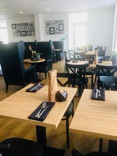 Restaurant interior - Skagen brasseri, Denmark