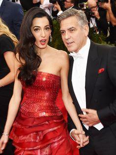 アマル・クルーニー(Amal Clooney),ジョージ・クルーニー(George Clooney)