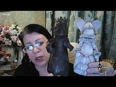Игрушечный бал-маскарад. День 8. Анастасия Голенева - YouTube