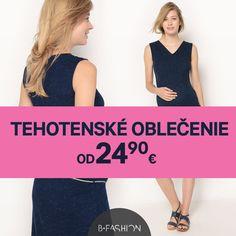 TEHOTENSKÉ OBLEČENIE OD 24.90 €