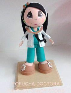 Fofucha doctora IMSS