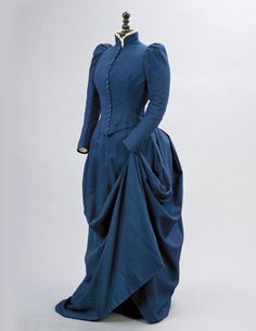 Riding habit ca. 1880-90 From Christie's