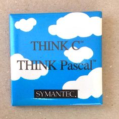 Symantec Think C and Think Pascal