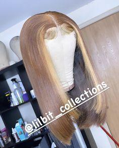 Black Girl Braided Hairstyles, Baddie Hairstyles, Weave Hairstyles, Dyed Natural Hair, Dyed Hair, Curly Hair Styles, Natural Hair Styles, Hair Due, Hair Flip