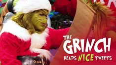 Oh the Who-manity! Watch the Grinch attempt to hold back his lunch as he reads nice Tweets submitted by our Twitter (@UniversalORL) followers. Universal Orlando Vacations, Orlando Resorts, Watch The Grinch, Universal Studios, Reading, Nice, Followers, Islands, Youtube