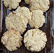 Pine Nut and Orange Cookies