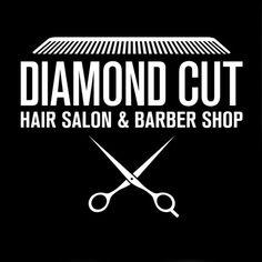 Logo DIAMOND CUT * Hair Salon & Barber Shop *