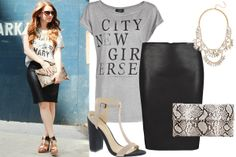 4 Real-Girl Looks For A Night Out #Refinery29
