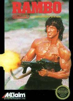 Rambo - NES