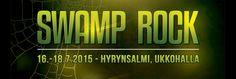 17.-18.7. heinäkuuta järjestettävän suopotkupallon MM-kisojen yhteydessä järjestetään uudistunut kesäfestivaali, Swamp Rock.