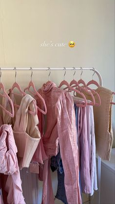 Aesthetic Room Decor, Pink Aesthetic, Aesthetic Clothes, Room Design Bedroom, Room Ideas Bedroom, Style Feminin, Looks Street Style, Teen Fashion Outfits, My New Room