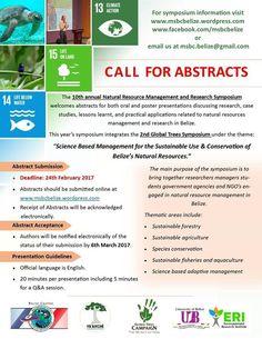 10th NRM Symposium Abstract Call