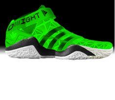 howard neon http://www.charlessollarsconcepts.com/dwight-howard-concept-shoe/ #adidas #rockets #Houston#dwighthoward #d12