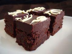 Ginger-Kissed Fudge Brownies 1 - beingabear.com