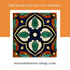 Best Mexikanische Fliesen Images On Pinterest - Mexikanische fliesen 15x15