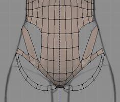 Character Modeling, 3d Character, Character Design, Face Topology, 3d Sketch, 3d Human, Anatomy Models, Blender Tutorial, 3d Modelle