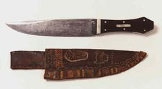 Bowie knife. No. 1.
